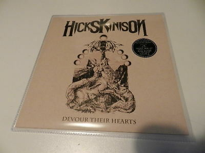HICKS KINISON - Devour Their Hearts  LP