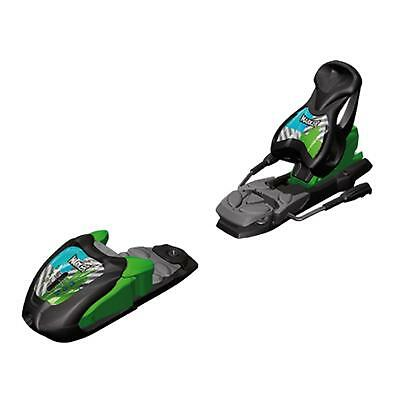 Marker M7.0 Free Black/Green/Blue 85mm Ski Bindings