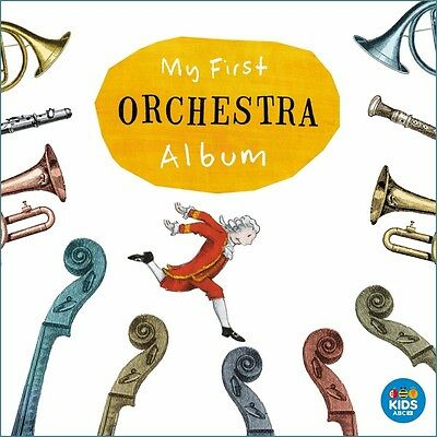 MY FIRST ORCHESTRA ALBUM - ABC For Kids CD *NEW* 2016
