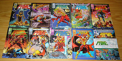 Prime #½ 1-26 VF/NM complete series + v2 #∞ & 1-15 + annual + ashcan + (10) more