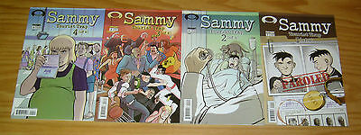Sammy: Tourist Trap #1-4 VF/NM complete series - image comics - azad 2 3 set lot
