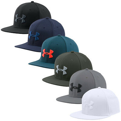 Under Armour 2016 Mens UA Elevate 2.0 Baseball Cap Comfort Stretch Fitted Hat