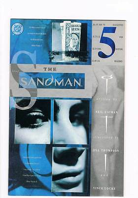 Sandman Volume 2 # 45 Brief Lives Part 5 ! grade - 9.0 scarce book !!