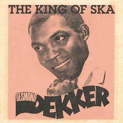 Desmond Dekker(Vinyl LP)King of Ska-Sunrise-SUNRLP016-UK-2014-M/M