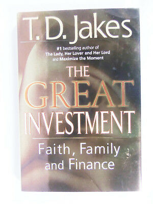 the great investment jakes t d