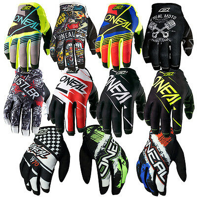 Oneal MX Dirtbike Motorbike Gloves 2017 Size S-2XL