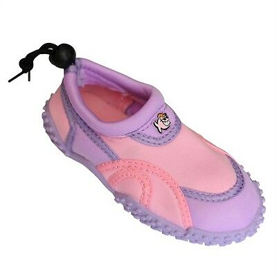 iQ Aqua Shoe Kids Fun Fish lilac Kids