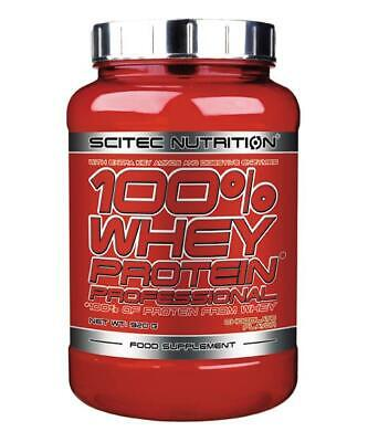 (25,98 Eur/kg) Scitec Nutrition Whey Protein Professional 920g Dose Eiweiß BCAA
