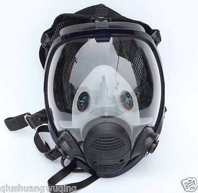 Gas Mask For 3M 6800 Full Face Facepiece Respirator Similar Painting Spraying