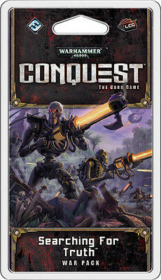 Searching for Truth- Warhammer Conquest