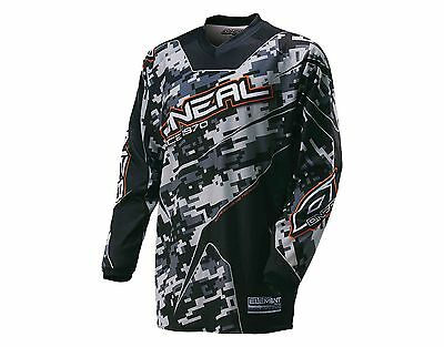 Oneal O´neal Element FR  Cross DH Freeride BMX Enduro Jersey 2015  digi camo