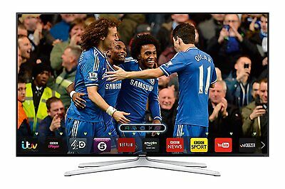 Samsung UE48H6240 48-inch 1080p Full HD 3D Wi-Fi LED TV Freeview HD / No Stand
