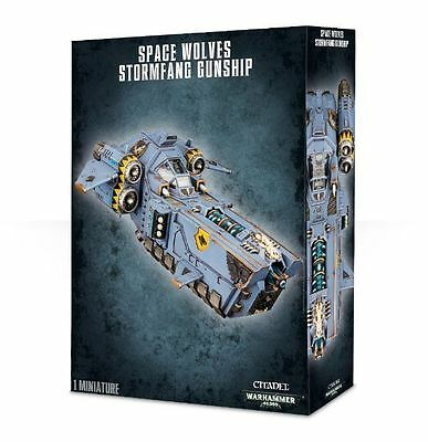 Stormfang Gunship - Space Wolves Space Marines