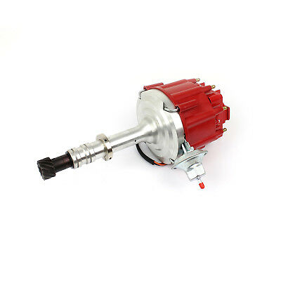 Holden 253 304 308 65K Coil Thunder HEI Electronic Distributor - Red Cap