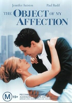 The Object of My Affection NEW R4 DVD