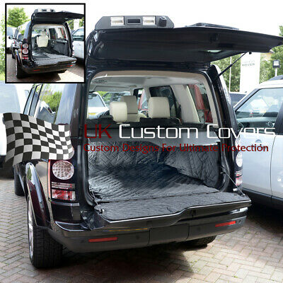 Land Rover Discovery 4 Quilted Waterproof Boot Liner Mat 2009-16 214