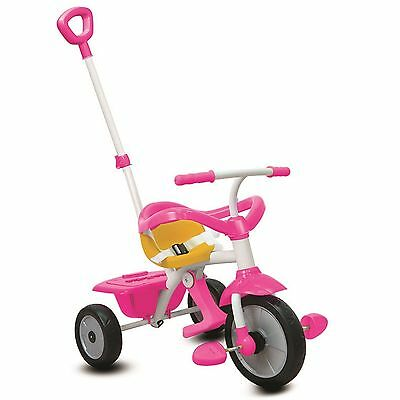 Smart Trike Dreirad Play 3 in 1 von 10 - 36 Monate pink NEU
