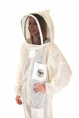 [UK] Buzz Work Wear Cool Breeze Beekeeping Fencing Veil Suit- SELECT SIZE