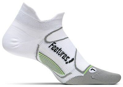 Feetures Elite Ultra Light No Show Tab Sock - Lot of 4 for the Price of 3