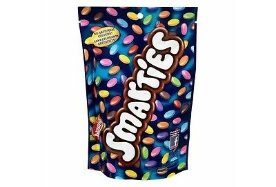 Nestle Smarties Candy covered chocolates Canadian Canada FRESH 203g