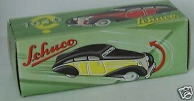 Spielzeug Repro Box Triang Minic Sports Car With Horn schuco Nachbau