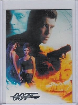 James Bond 007 Classics 2016 Edition - Ct1 The World Is Not Enough Case Topper