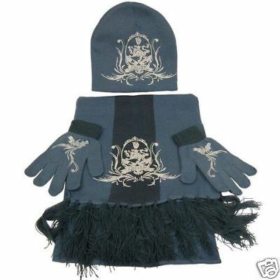 TWILIGHT - Hat (Beanie), Glove & Scarf Set (NECA) #NEW