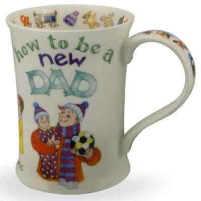 DUNOON HOW TO SAVE THE PLANET Fine Bone China COTSWOLD Mug