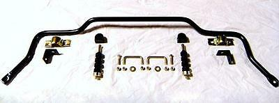 1955 1956 1957 Chevy Car Bel Air Nomad Front Sway Bar w/ Linkage Kit Tri-5
