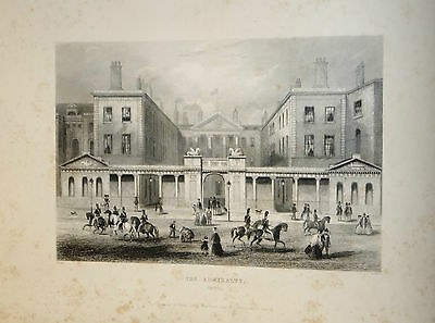 London Illustrated,Cruchley, G.F,ca.,1840,21 Lithografien