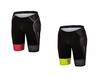 Castelli Free Tri Short Triathlon pants Men's Breathable black - 8616070