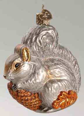 Merck Family's OLD WORLD CHRISTMAS ORNAMENT Hungry Squirrel 7680792
