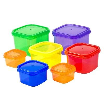 Beachbody 21 Day Fix 7 Pc Portion Control Containers New Sealed