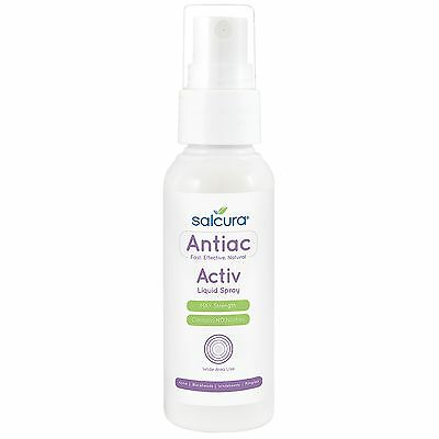 NEW Salcura Antiac Activ Liquid Spray 100ml FREE P&P