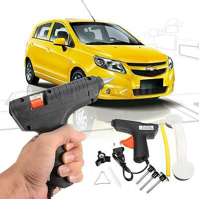 Vehicle Auto Car Bodywork Panel Dent Puller Repair Remover Removal Tools Kit Set