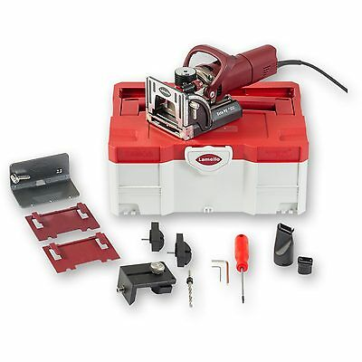Lamello Zeta P2 Biscuit Jointer in Systainer Case & Diamond Blade 230V