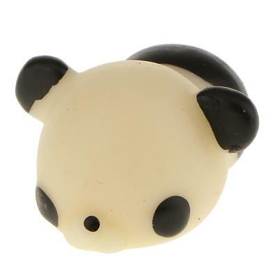 Lovelty Colored Squeeze Panda Squeeze Ball Toy Anti Stress Helper Kids Toy