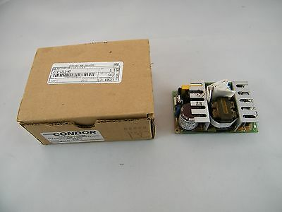 New Condor 12V Dc Switching Power Supply 4.2A Part # 271-1111-Nd, Glc50-12