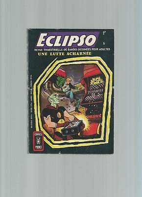Petit Format Eclipso N°5 . Aredit . 1969 . Tbe .