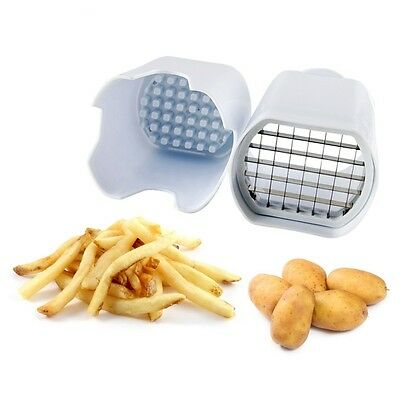 BRAND NEW Easy Chip Cutter Chipper Potato Chopper For Perfect French Fries Fry
