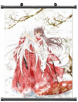 "Japanese Anime InuYasha Roles Home Decor poster Wall Scroll 24""x32"" GO1233"