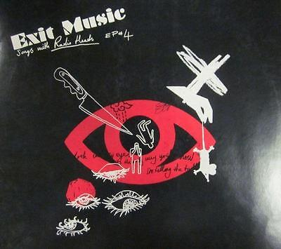 "Various Jazz(12"" Vinyl)Exit Music - Songs With Radio Heads EP#4-Rapster-Ex/NM"