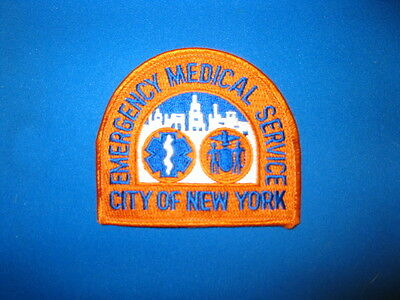 City Of New York Ems Patch
