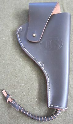 Us Wwi Wwii M1917 .45 Pistol Revolver Holster