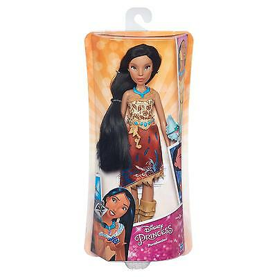 Pocahontas Royal Shimmer 12inch Figure Classic Doll Disney Princess Girls Age 3+