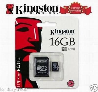 16GB Micro SD Memory card FOR Samsung Galaxy Mobile Phone J5 J1 A3 A5 s5 NEO S7
