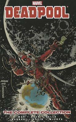Deadpool: The Complete Collection, Volume 3