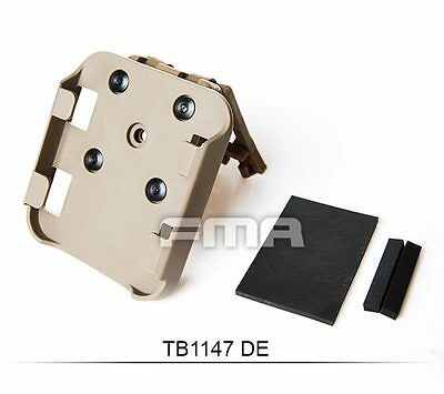 Fine DE Color FMA Tactical holster for IPhone6 plus Outdoor Hunting Paintball