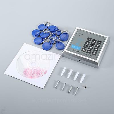 Electric RFID Proximity Enter Door Lock Access Control System Spare