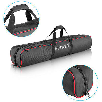 """Neewer 35""""x7""""x8"""" Padded Carrying Bag for Light Stands Boom Stand & Tripod"""